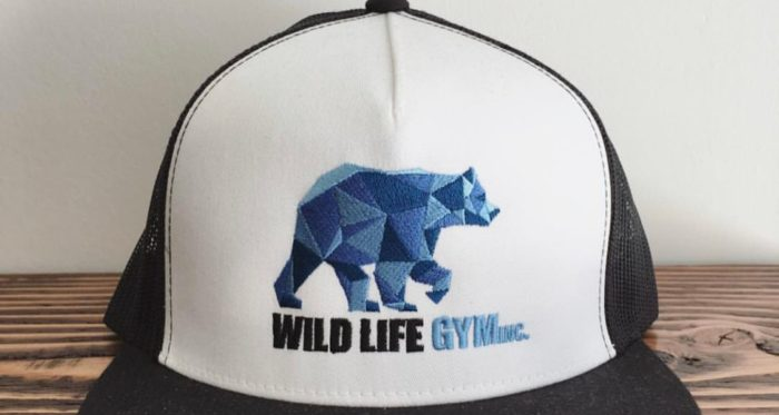 Wild Life Gym Trucker Hat